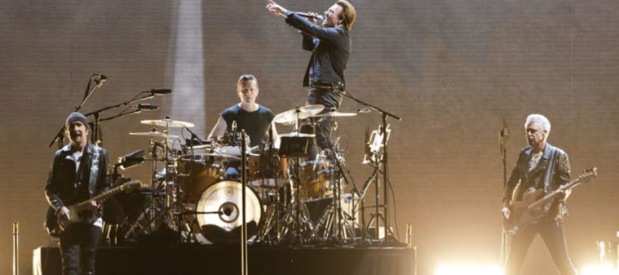 Black Lives Matter Forces U2 Concert To Be Canceled – Fans Are TICKED! [VIDEO]