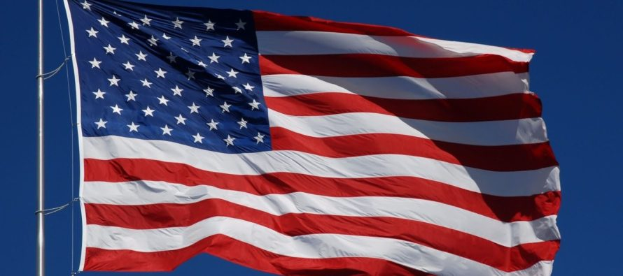 "School Teachers ""Desecrate "" American Flag For School Project – Parents Are Outraged"