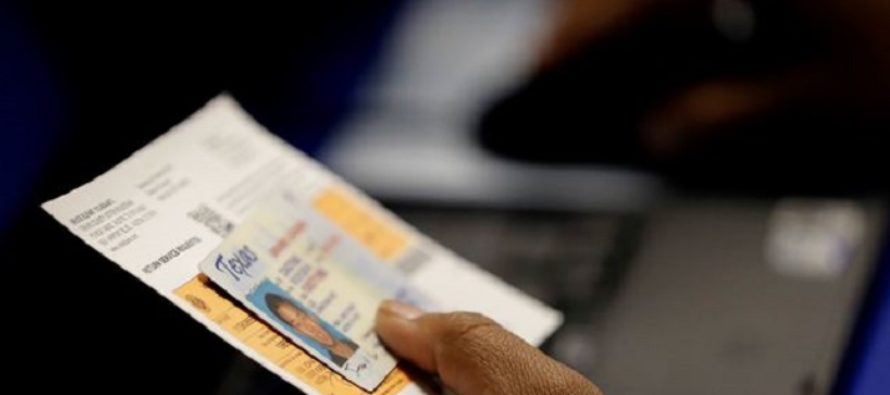 BREAKING NEWS: Federal Courts Just Ruled That Texas Can Implement Previously Blocked Voter ID Law