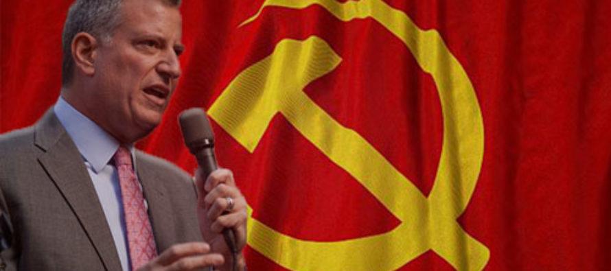 Yes, Bill de Blasio Is a Communist