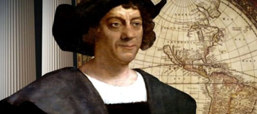 The Unpersoning of Christopher Columbus Continues