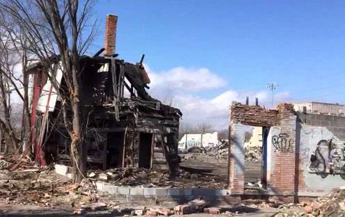 detroit+ruins
