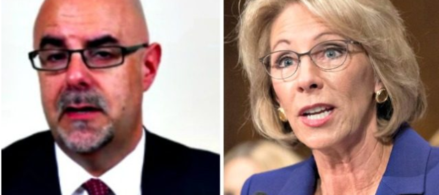 Texas Attorney Deletes Account After Tweet About DeVos Being Sexually Assaulted