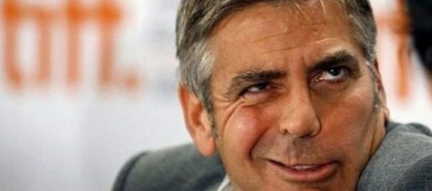 George Clooney: Supporting Black Lives Matter Is Supporting 'Racial Equality' [VIDEO]