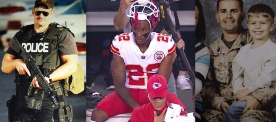 One Player Sat For National Anthem At NFL Season Opener – These Veterans Have A Message For Him