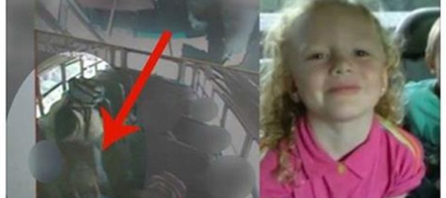 Thug Traps 5 Year-Old On Bus And Beats Her Up (Photos) [VIDEO]