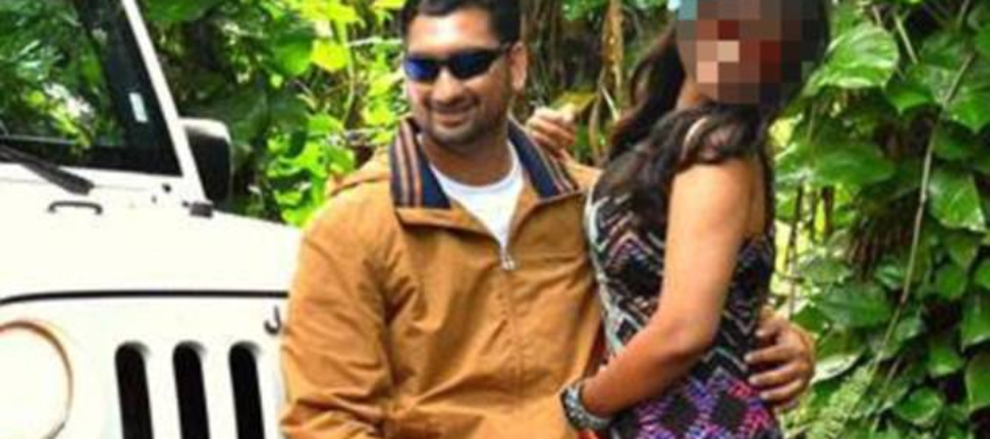 Parents fly all the way from India to Florida to beat their son's wife for being disobedient
