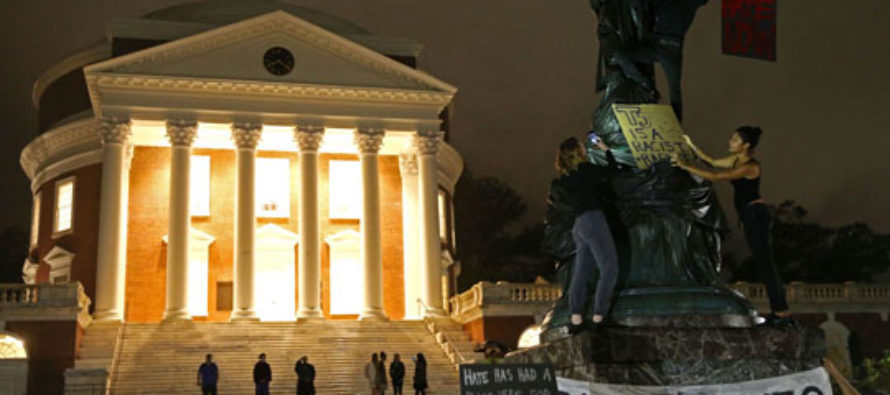 War on Heritage Predictably Escalates: Leftists Target National Anthem and Thomas Jefferson