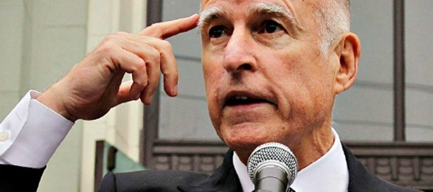 CA Governor, Jerry Brown Tells UN – 'America Is Not Run By Donald Trump'