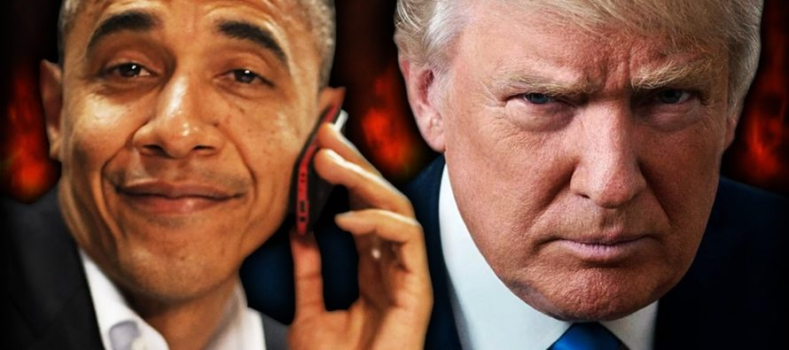 BREAKING: Report Shows Obama Spied On Manafort Before And After Election