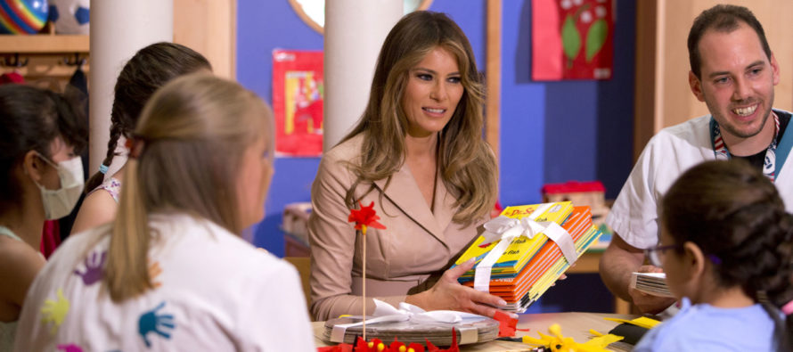 Elementary School Librarian REFUSES Melania Trump's Book Donation