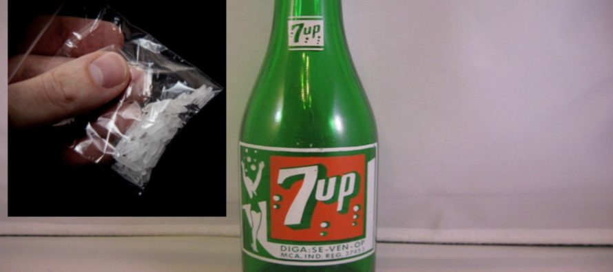 7-Up laced with METH kills at least one and makes eight others sick in Mexico [VIDEO]