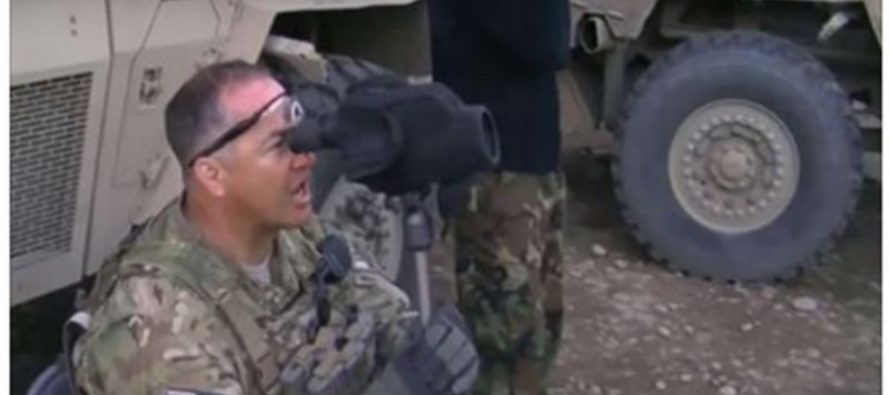 """WATCH: Taliban Shoot at US Military, """"They Don't Know What's About to Hit Them"""""""