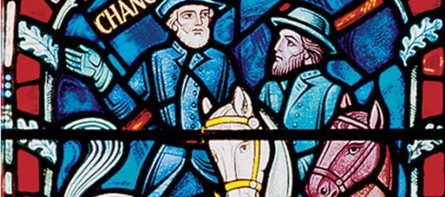 D.C.'s Cathedral Removing Stained Glass Windows Depicting Confederate Generals