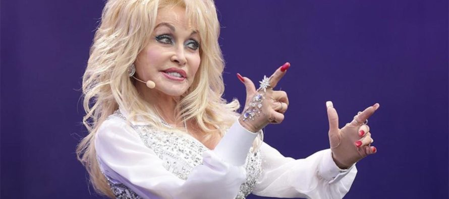 Did You See Dolly Parton's Reaction To Celebrities Mocking Trump At Emmys?  [WATCH]