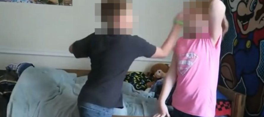 YouTube prankster parents who 'made kids hit each other' sentenced for child neglect [VIDEO]