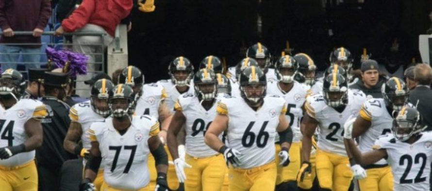 "Message Heard – Steelers Star Says Team Will ""Do the Right Thing"" And Stand"