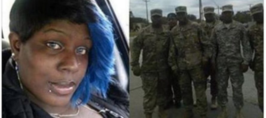 Stranded Woman Is SHOCKED When Servicemen Stop For Her In Road
