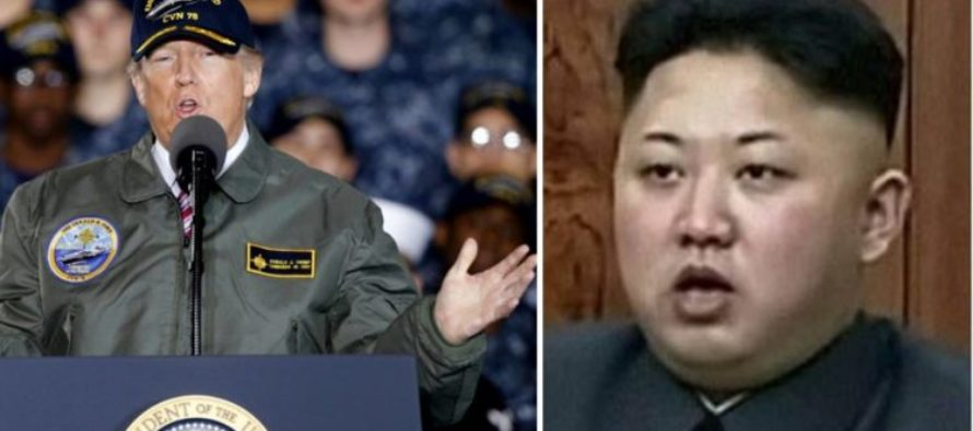When US Navy Unveils Insane New Weapon North Korea Is Crapping Their Pants!