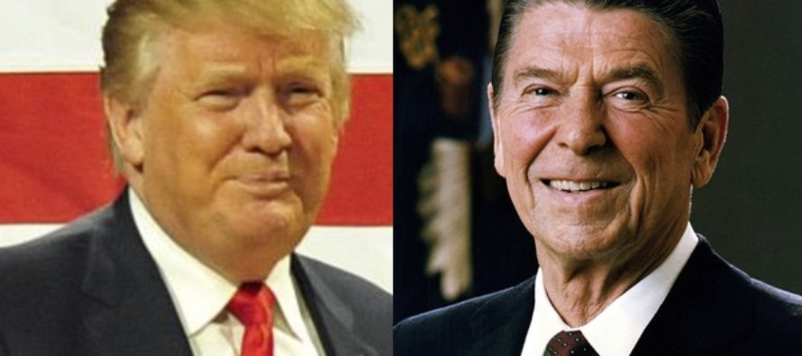 Venezuela Tries to INSULT Trump by Comparing Him to President Reagan [VIDEO]