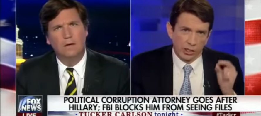 """Lawyer: FBI Deliberately Attempting To Cover Their """"Rear End"""" By Not Releasing Clinton Emails [VIDEO]"""