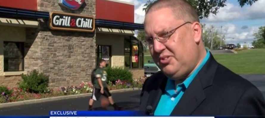 A Dairy Queen Owner Posted This 'Politically Incorrect' Sign That's Creating A LOT Of Buzz