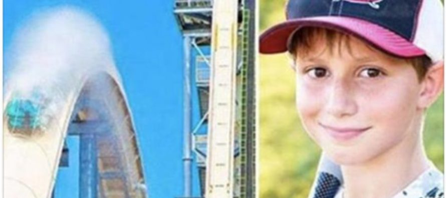 Truth Comes Out About Boy Who Was Decapitated On The World's Tallest Water Slide [VIDEO]