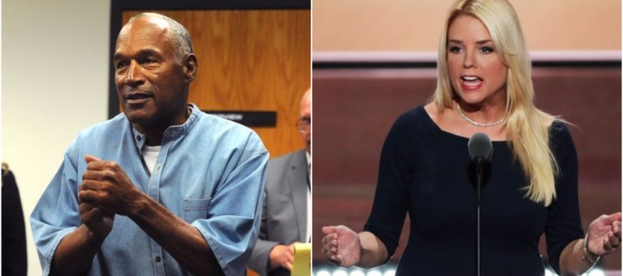 Republican Attorney General Pam Bondi Moves To Block Paroled Killer OJ From Living in Florida [VIDEO]
