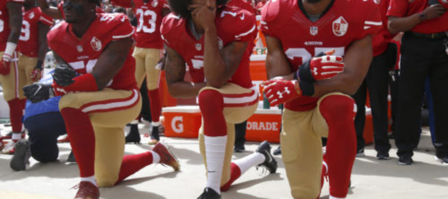 Bad News For The NFL: 80% State They'll Watch Less Football, 53% Support Trump More