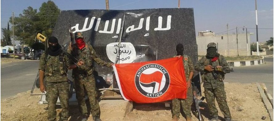 REPORT: FBI Finds Connections Between ANTIFA And ISIS – A Working Relationship