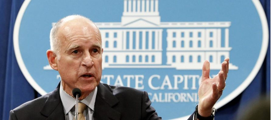 DISASTER! CA Gov. Jerry Brown Signs Bill, California Is A Sanctuary State – It's All Over