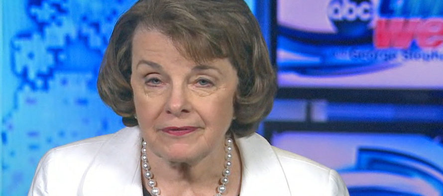 Feinstein: No Gun Law Would Have Stopped Las Vegas Shooting [VIDEO]