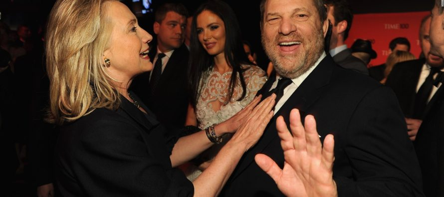 CNN Continues To Eat Their Own: Obamas, Clintons Don't Get 'Pass' On Weinstein [VIDEO]