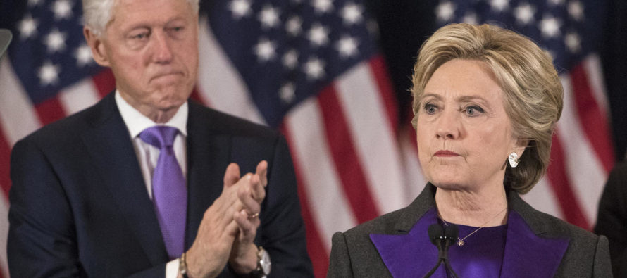 REPORT: Bill Threw Hillary's NEW Book In Garbage – Haven't Been On Speaking Terms For MONTHS! [VIDEO]