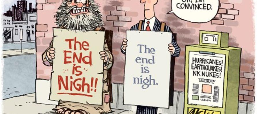 End Is Nigh (Cartoon)