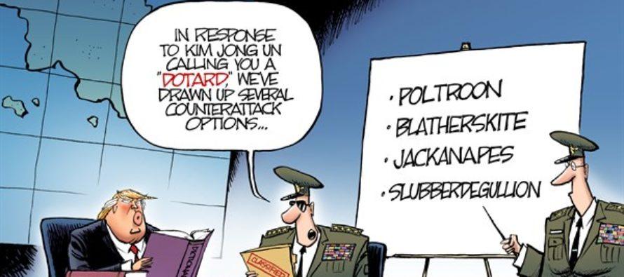 Fighting Words (Cartoon)