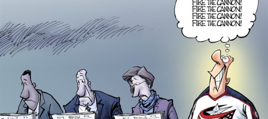 LOCAL OH Happy News (Cartoon)