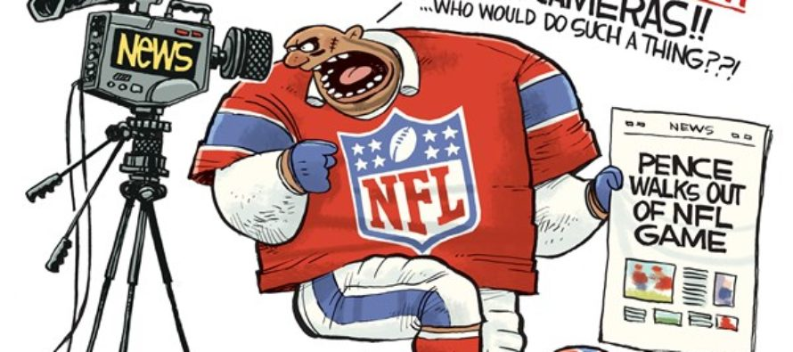 NFL Stunt (Cartoon)