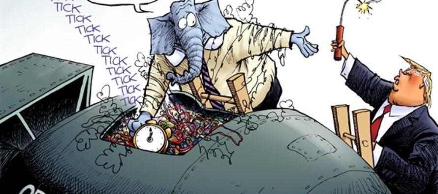 Obombacare (Cartoon)