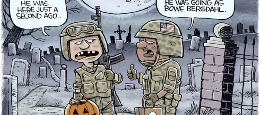 Bergdahl (Cartoon)