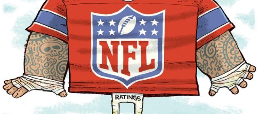 NFL Ratings (Cartoon)