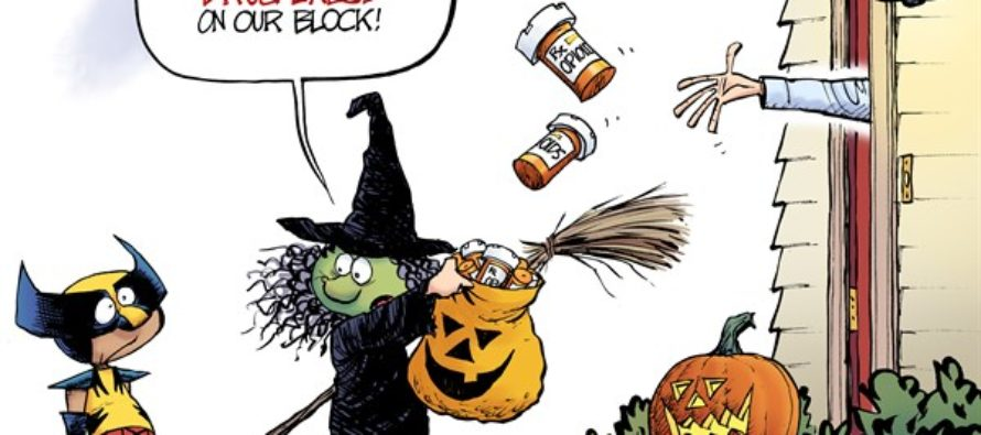 Trick or Treatment (Cartoon)