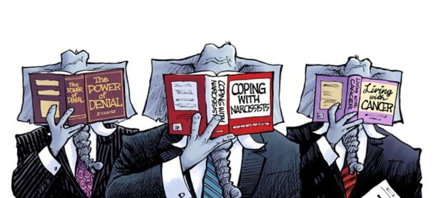 Republican Spines (Cartoon)