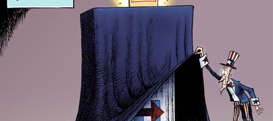 Russia Dossier (Cartoon)