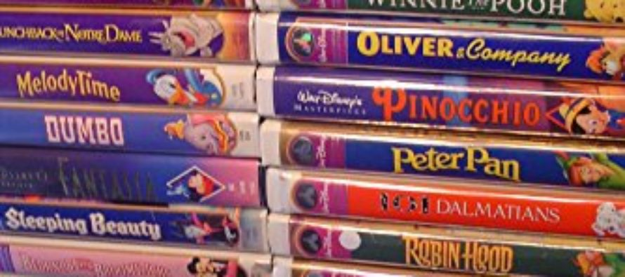 Check Your Stash Of VHS Tapes, If You Have Any Of These Ones – You Could Make A Fortune
