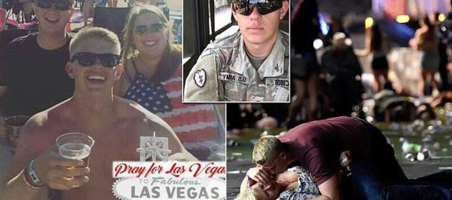 Young Man Turned Hero During Vegas Shooting Has Been Identified And America Is PROUD! [VIDEO]