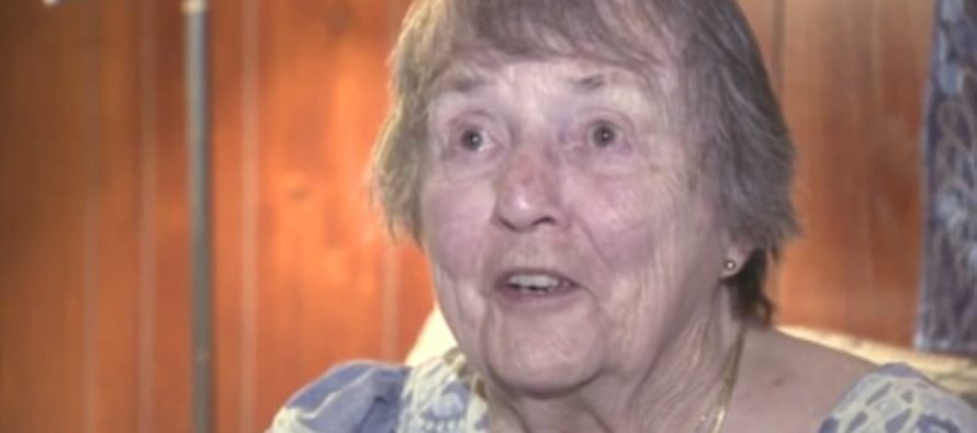 Laughing Husband Finds Humor In His STARK NAKED 91 Year-Old Wife Scaring Off Home Invader