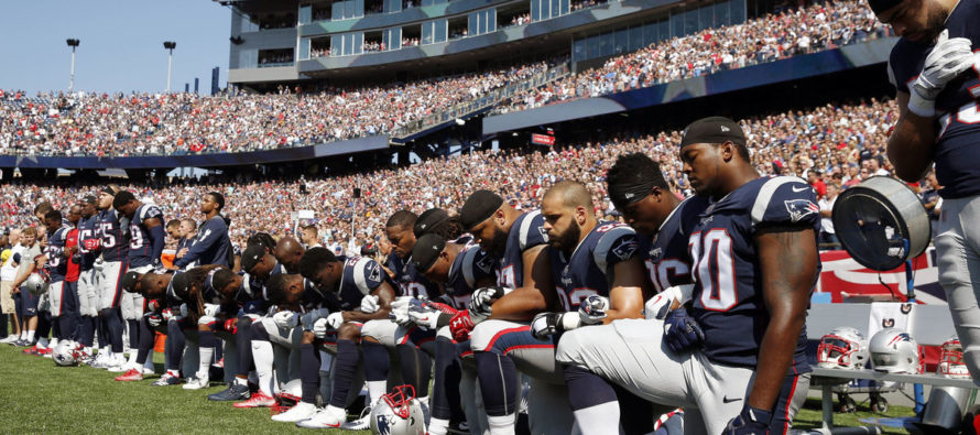 The NFL's WORST NIGHTMARE Just Became a Reality as Players Continue to Kneel