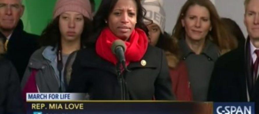 Mia Love LEVELS Michelle Obama: 'I Am a Black Republican Who Cares About America'
