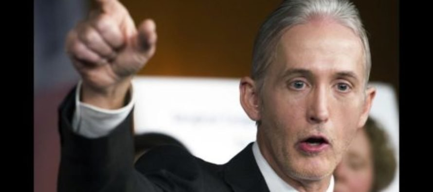 Gowdy Slams Mueller For Leaks Over Charges In Trump-Russia Investigation [VIDEO]